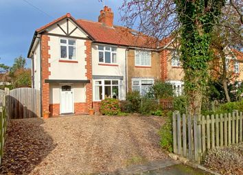 Thumbnail 3 bed semi-detached house for sale in St. Catherines Road, Harrogate