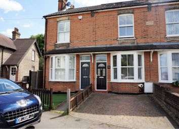 3 bed terraced house for sale in Upper Bridge Road, Chelmsford CM2