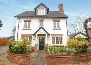 Thumbnail 3 bed detached house for sale in The Shambles, Knutsford, Cheshire