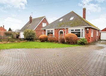 Thumbnail 4 bed bungalow for sale in Rochford Tower Lane, Fishtoft, Boston