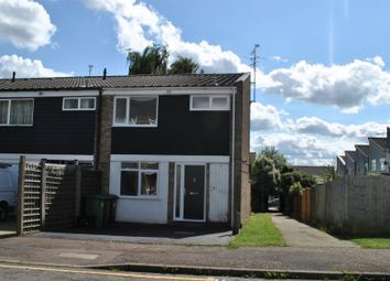 Thumbnail 4 bed end terrace house to rent in Hunter Close, Potters Bar
