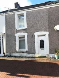 Thumbnail 2 bed terraced house to rent in Pwll Street, Landore