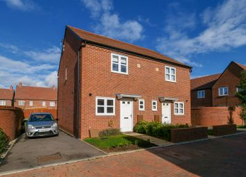 Thumbnail 2 bed semi-detached house for sale in Ravelin Close, Meon Vale, Stratford-Upon-Avon