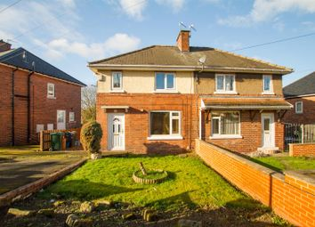 Thumbnail 2 bed semi-detached house for sale in Cowper Drive, Rotherham
