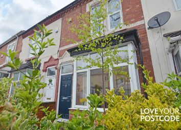 Thumbnail 3 bed terraced house for sale in Cemetery Road, Bearwood, Smethwick