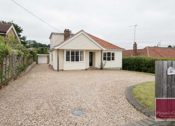 Thumbnail 4 bed detached house for sale in Kabin Road, New Costessey, Norwich