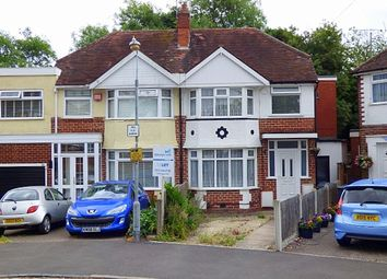 Thumbnail 3 bed semi-detached house for sale in Sylvia Avenue, Northfield