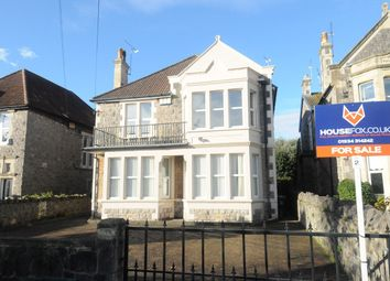 Thumbnail 1 bed flat for sale in Clarence Grove Road, Weston-Super-Mare