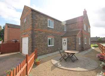 Thumbnail 4 bed detached house for sale in Hawthorn Mews, Leeming Bar, Northallerton
