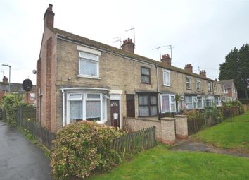 Thumbnail 3 bed end terrace house for sale in Mount Pleasant Road, Wisbech