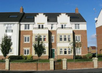 Thumbnail 1 bed flat to rent in Moorcroft House, The Spires, Chesterfield, Derbyshire