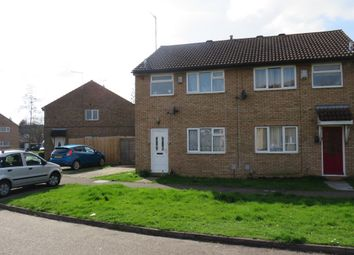 Thumbnail 3 bedroom semi-detached house for sale in Manorfield Close, Little Billing, Northampton