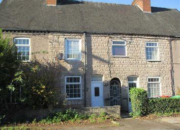 Thumbnail 2 bed terraced house for sale in Alfreton Road, Underwood, Nottingham