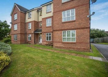 Thumbnail 2 bed flat for sale in Mill Chase Close, Wakefield