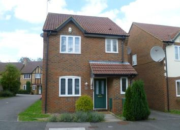 Thumbnail 3 bed property to rent in Wallinger Drive, Shenley Brook End, Milton Keynes