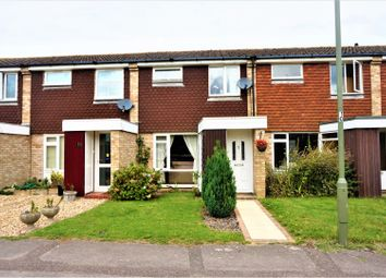 Thumbnail 3 bed terraced house for sale in Kingsley Road, Horley