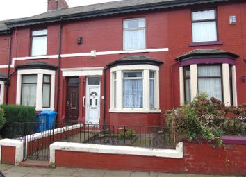 Thumbnail 3 bedroom terraced house for sale in Cedar Road, Walton, Liverpool