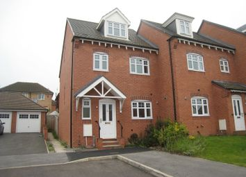 Thumbnail 4 bed property to rent in Bracken Way, Harworth, Doncaster