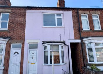 Thumbnail 3 bed terraced house for sale in Howard Street, Loughborough