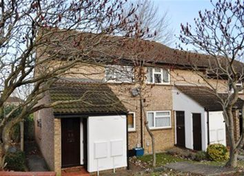 Thumbnail 1 bedroom flat to rent in Burns Close, Hitchin