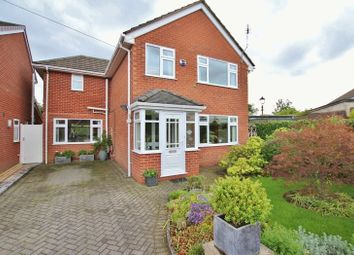 Thumbnail 4 bedroom detached house for sale in Elm Close, Pensby, Wirral