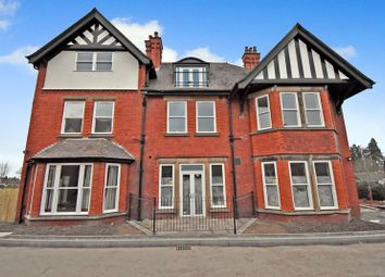 Thumbnail 1 bed flat for sale in The Basement Bowring Hall, Holyhead Road, Wellington, Telford