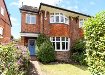 Thumbnail 5 bed semi-detached house for sale in Queens Walk, Ealing