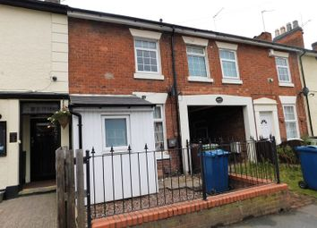 Thumbnail 1 bedroom terraced house for sale in Solo Court, Peel Terrace, Stafford