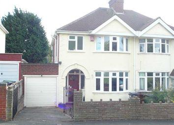 Thumbnail 3 bed semi-detached house for sale in Warren Avenue, Fallings Park, Wolverhampton
