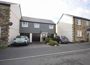 Thumbnail 2 bed detached house for sale in Treclago View, Camelford