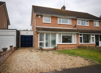 Thumbnail 3 bed semi-detached house for sale in St. Margarets Road, Hucclecote, Gloucester