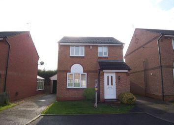 Thumbnail 3 bed detached house to rent in Welham Grove, Retford