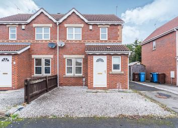 Thumbnail 3 bed semi-detached house to rent in Navigation Way, Hull