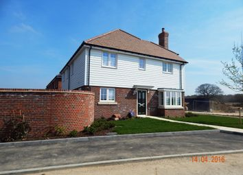 Thumbnail 3 bed semi-detached house to rent in Goldfinch Drive, Finberry, Ashford
