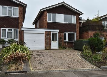 Thumbnail 3 bed link-detached house for sale in Old Station Road, Bromsgrove