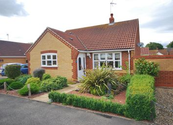 Thumbnail 3 bed detached bungalow for sale in Clydesdale Crescent, Spalding
