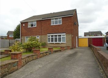 Thumbnail 2 bed semi-detached house for sale in Doodstone Drive, Lostock Hall