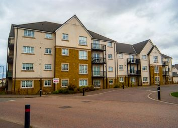 Thumbnail 1 bed flat for sale in Crown Crescent, Larbert