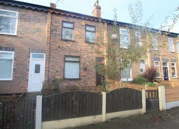 Thumbnail 3 bedroom terraced house for sale in Franklin Street, Eccles, Manchester