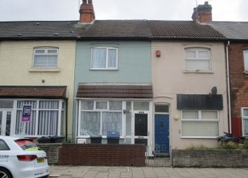 Thumbnail 3 bed terraced house to rent in Tame Road, Birmingham