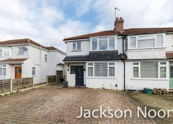 3 bed semi-detached house for sale in Southville Close, West Ewell, Epsom KT19