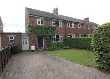 Thumbnail End terrace house for sale in Westby Crescent, Whiston, Rotherham, South Yorkshire