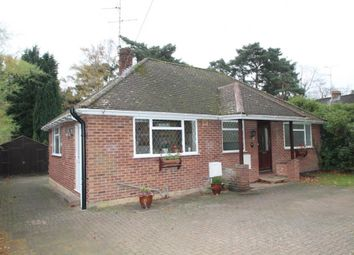 Thumbnail 2 bed detached bungalow to rent in Ivanhoe Road, Hogwood Industrial Estate, Finchampstead, Wokingham