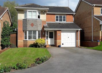 Thumbnail 4 bed property for sale in Wellesley Close, Worksop