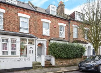Thumbnail 5 bedroom terraced house for sale in Eade Road, Harringay, London