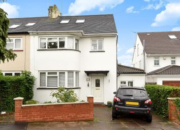 Thumbnail 6 bed semi-detached house for sale in Fernside Avenue, Mill Hill NW7,