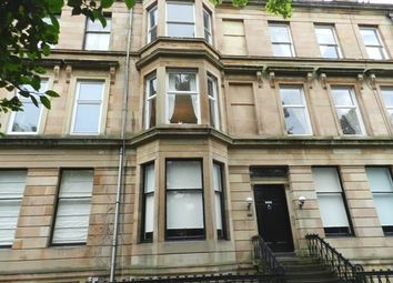 Thumbnail 3 bed flat to rent in Queens Drive, Glasgow