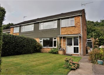 Thumbnail 3 bed semi-detached house for sale in Perch Drive, Coleford