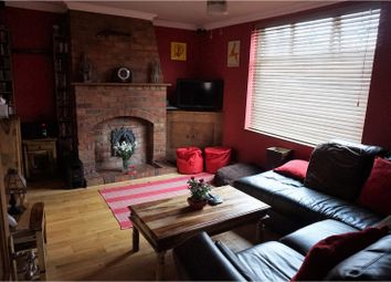 Thumbnail 2 bed end terrace house for sale in Romany Road, Kingsley
