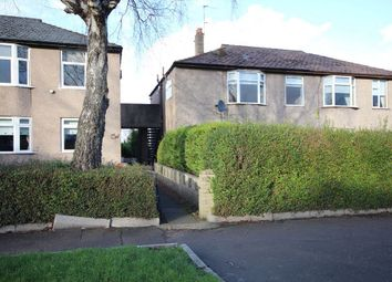 Thumbnail 3 bed flat to rent in Curling Crescent, Glasgow